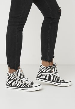 British Knights - DEE - Sneaker high - zebra