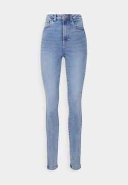 Vero Moda Tall - VMLOA  - Jeans Skinny Fit - light blue denim