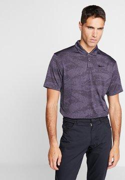 Nike Golf - DRY VAPOR CAMO - Funktionsshirt - black/gridiron