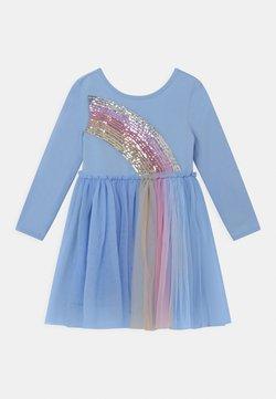 Cotton On - IRIS LONG SLEEVE - Jerseykleid - dusk blue