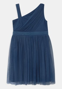 Anaya with love - GATHERED ASYMMETRIC  - Sukienka koktajlowa - indigo blue