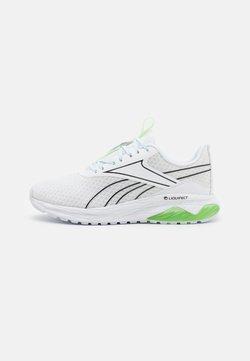 Reebok - LIQUIFECT 180 2.0 - Zapatillas de running neutras - footwear white/core black/neon mint