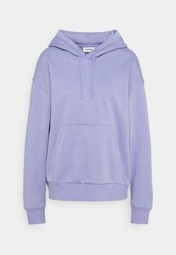 Weekday - ALISA HOODIE - Bluza - purple