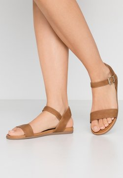 Call it Spring - KASSIAN - Riemensandalette - cognac
