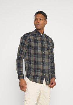 Redefined Rebel - HANS - Camisa - dark olive