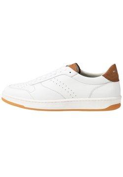 Marc O'Polo - KALLE 1B - Sneaker low - white/cognac