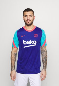 Nike Performance - FC BARCELONA  - Squadra - deep royal blue/light fusion red