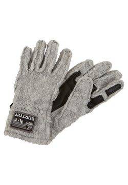 Burton - STOVEPIPE - Fingerhandschuh - gray heather