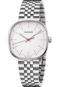 Calvin Klein - CALVIN KLEIN UNISEX-UHREN ANALOG QUARZ - Uhr - silber
