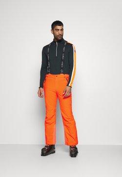 CMP - MAN PANT - Pantaloni da neve - orange fluo
