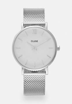 Cluse - MINUIT - Montre - silver-coloured/white