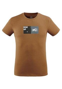 Millet - T-shirt imprimé - gris