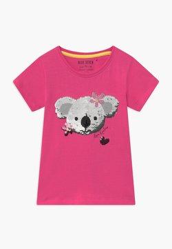 Blue Seven - HAPPY KOALA - T-Shirt print - pink