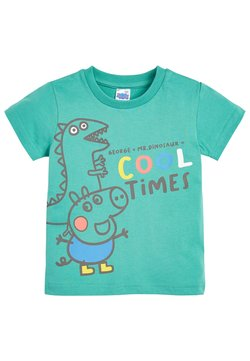 Next - Camiseta estampada - green
