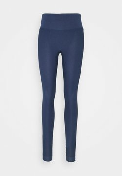 Smilodox - SEAMLESS BEAM - Tights - blau