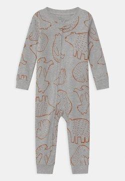 Carter's - BEAR - Pyjama - mottled grey