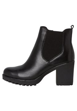 Marco Tozzi - CHELSEA BOOT - High Heel Stiefelette - black antic