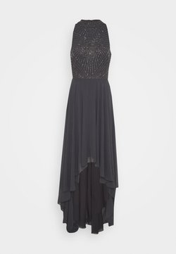 Lace & Beads Tall - AVERY HIGH LOW DRESS - Ballkleid - charcoal