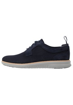 UGG - UNION DERBY HYPERWEAVE - Sneakersy niskie - navy
