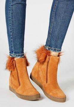 faina - Snowboots  - kamel