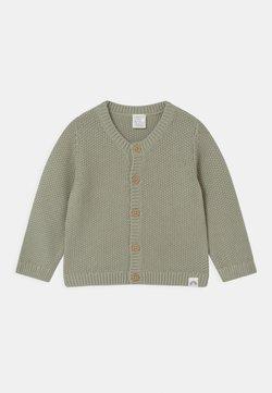 Lindex - Vest - dusty green