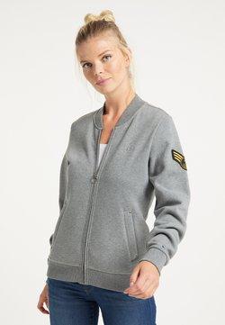 DreiMaster - Sweatshirt - grau melange