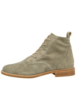 Paul Green - Ankle Boot - helles oliv