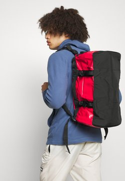 The North Face - BASE CAMP DUFFEL - XS - Sporttasche - red/black