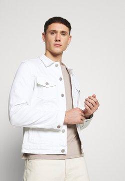 Jack & Jones - JJIALVIN JJJACKET - Veste en jean - white denim