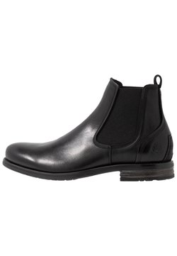 Sneaky Steve - CLOSER - Stiefelette - black