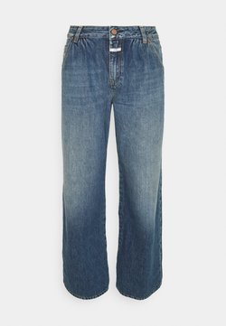CLOSED - NOLIN WIDE LEG - Jeans Relaxed Fit - dark blue