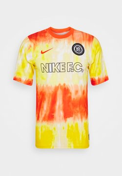 Nike Performance - FC - T-Shirt print - electro orange