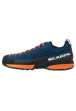 Scarpa - MESCALITO - Hikingschuh - blue/orange