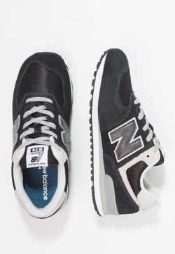 New Balance - GC574 - Matalavartiset tennarit - black