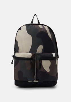 Björn Borg - PETE BACKPACK - Reppu - multicolor/olive