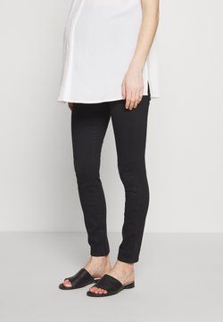 Dorothy Perkins Maternity - OVERBUMP ALEX - Jeans Skinny Fit - black