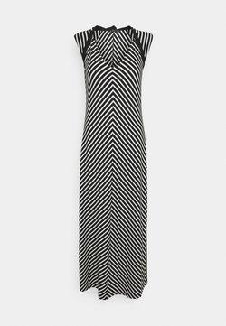 Expresso - Maxikleid - black/white