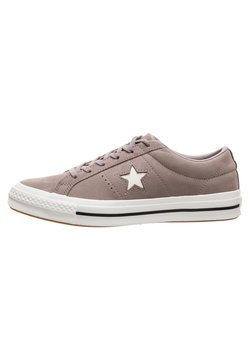 Converse - CONS ONE STAR OX - Sneakers laag - mercury grey/vintage white