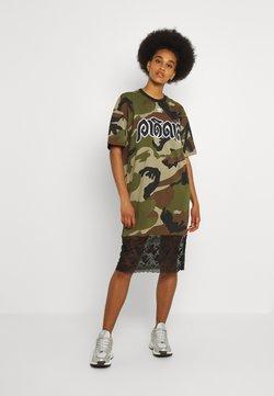 adidas Originals - TEE DRESS - Jerseyklänning - multicolor