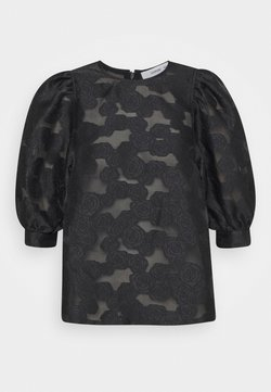 Samsøe Samsøe - CELESTINA BLOUSE - Bluse - black