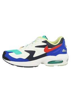Nike Sportswear - AIR MAX  LIGHT - Baskets basses - racer blue