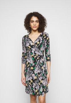 Diane von Furstenberg - NEW JULIAN TWO - Vestido ligero - bali medium black