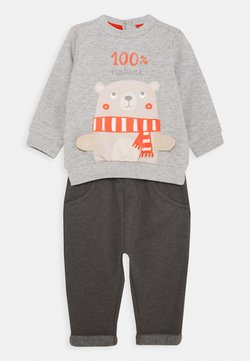 OVS - TROUSERS SET - Sweatshirt - glacier gray