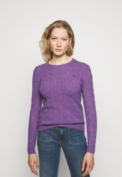 Polo Ralph Lauren - JULIANNA  - Neule - atlantis purple