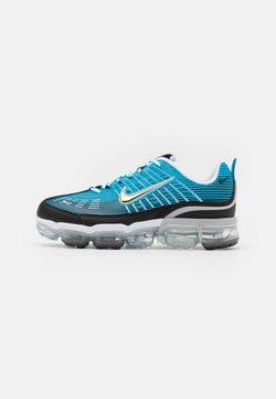 Nike Sportswear - AIR VAPORMAX 360 - Sneaker low - laser blue/black/white/light smoke grey/reflect silver