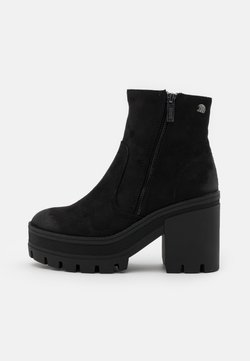 mtng - NEW MILA - Korte laarzen - black