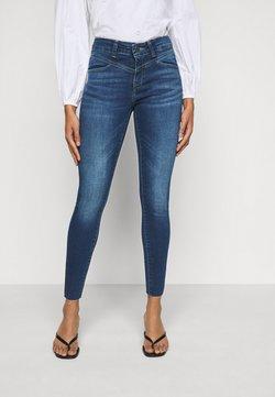 Noisy May Petite - NMLUCY - Jeans Skinny Fit - medium blue denim