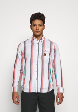 OOSC - FRESH POW RIDING - Skjorta -  white/red/black/grey