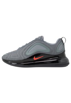 Nike Sportswear - AIR MAX 720 - Sneaker low - cool grey/bright crimson/black/reflect silver