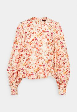 Mother of Pearl - BALLOON SLEEVE - Bluse - sepia blossom